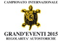 The International Championship Grand'Eventi 2015's award ceremony