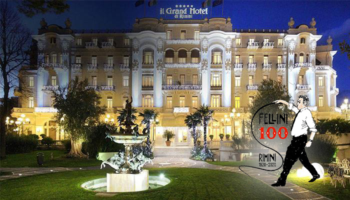<strong>Grand Hotel - Rimini</strong><br /><br />Gala Dinner - Sabato 19 settembre