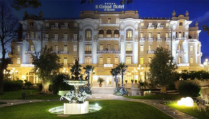 <strong>Grand Hotel - Rimini</strong><br /><br />Gala Dinner - Sabato 15 settembre